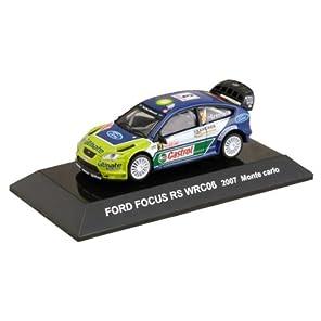 1/64 ラリーカーコレクション フォード フォーカス RS WRC 2006 Bセット