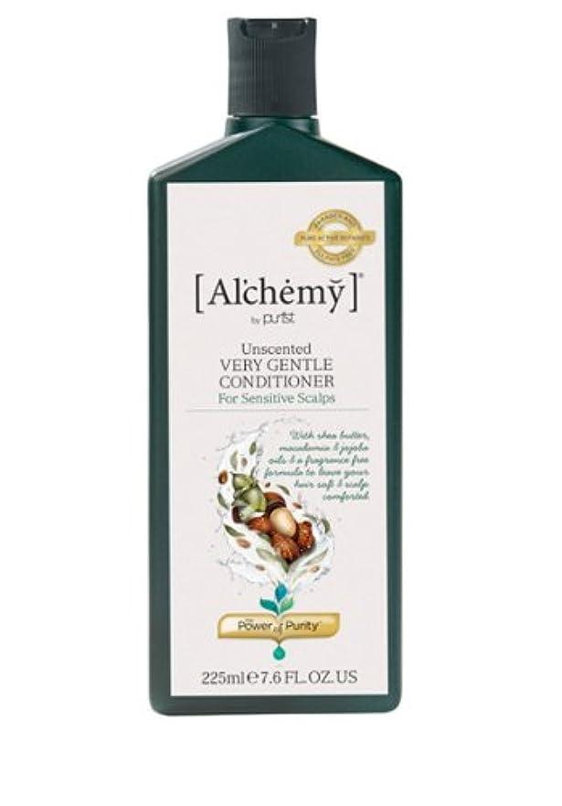 保全ピッチャー苦情文句【Al'chemy(alchemy)】アルケミー ベリージェントルコンディショナー(Unscented Very Gentle Conditioner)(敏感肌用)225ml