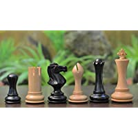 Chessbazaar The Empire Series Wooden Chess Pieces In Ebony & Box Wood Chess Pieces