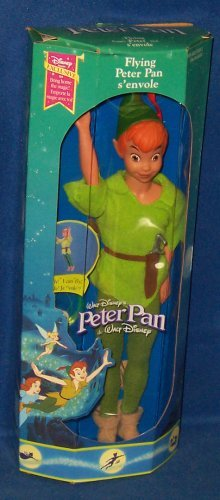 Walt Disney's Peter Pan Flying Peter Pan [병행수입품]-