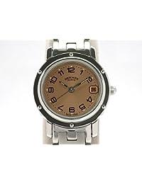 (エルメス)HERMES クリッパー レディース時計 CL4.210 SS 中古