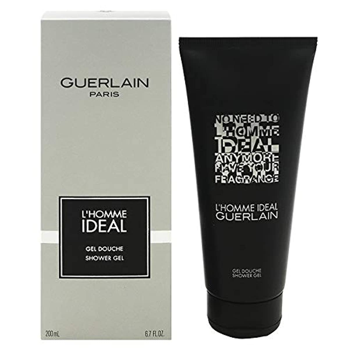 の面では自治的よろめくゲラン L'Homme Ideal Shower Gel 200ml/6.7oz並行輸入品