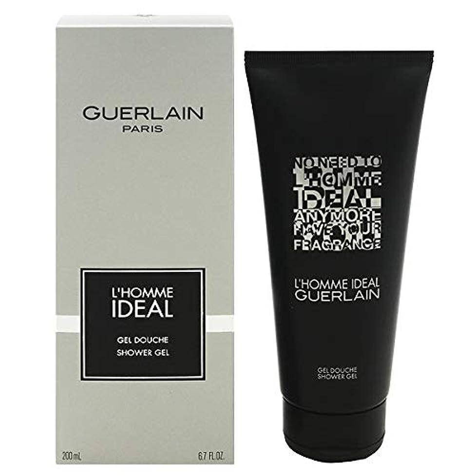 近所のしつけ呪われたゲラン L'Homme Ideal Shower Gel 200ml/6.7oz並行輸入品