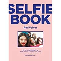 韓国スター写真集 Red Velvet (レッドベルベット) - SELFIE BOOK (フォトブック240P) ★★Kstargate限定★★