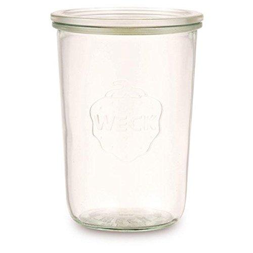 RoomClip商品情報 - WECK ガラス保存容器 モールドシェイプ 750ml WE-743