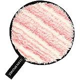 CUTICATE 洗顔スポンジ パフ フェイススポンジ 洗顔パフ 全6色 - ピンク