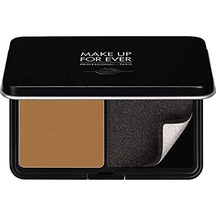 未払い監査集まる[MAKE UP FOR EVER] パウダーファンデーション11GののY505をぼかし、これまでマットベルベットの肌を補う - コニャック - MAKE UP FOR EVER Matte Velvet Skin Blurring...