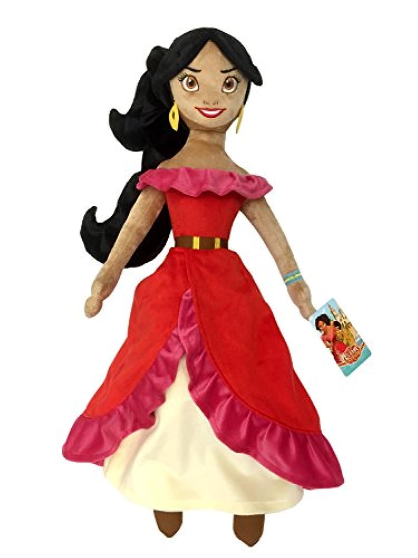 [ディズニー]Disney Elena of Avalor Magic of Avalor Plush 24 Pillow Buddy, Pink/White JF22581ECD [並行輸入品]