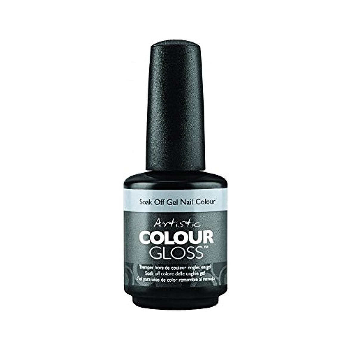 アンタゴニストクスクスバインドArtistic Colour Gloss - Gowns & Garters - 0.5oz/15ml