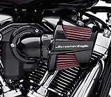 ハーレーダビッドソン/Harley-Davidson スクリーミンイーグル・ヘビーブリーザー・ビレットアルミニウムフィルターカバー クローム/61300688■ハーレーパーツ■ENGINE TRIM