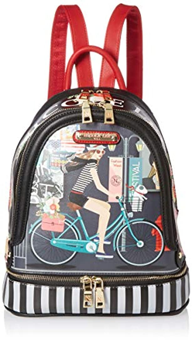製造業相関するバルーンNicole Lee バックパック, Bike Tour, One Size