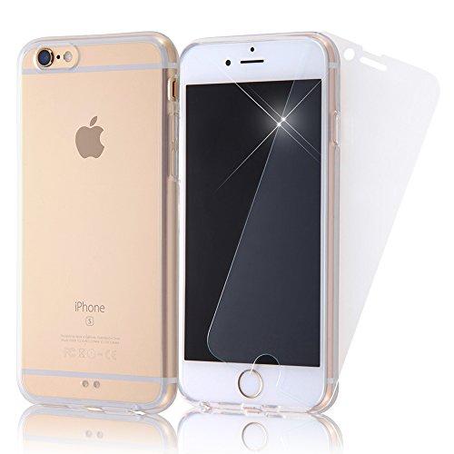 レイ・アウト iPhone6 / iPhone6s ケース ハイブリッドクリアケース + 光沢ガラスフィルム セット RF-P9CC2/CG Amazon.co.jp限定