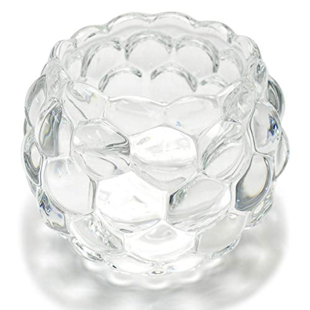 居心地の良い垂直地下室キャンドルホルダー ガラス 4 キャンドルスタンド クリスマス ティーキャンドル 誕生日 記念日