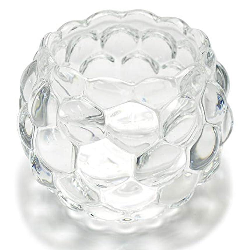 風味項目透明にキャンドルホルダー ガラス 4 キャンドルスタンド クリスマス ティーキャンドル 誕生日 記念日