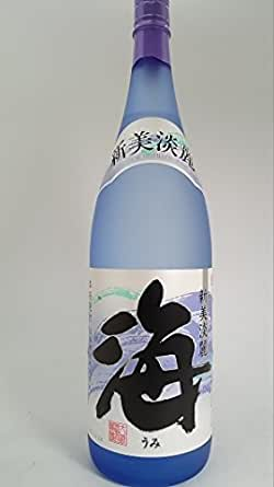 芋焼酎 海 1.8L