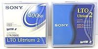 Sony ltx200g LTO UltriumテープカートリッジLTO - 2200GB (ネイティブ) / 400GB