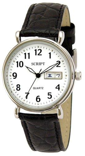 [スクリプト]SCRIPT 腕時計 メンズスタンダード NAG21-W メンズ