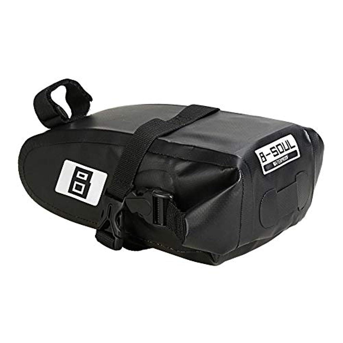 汚染された肌寒い比類のない自転車バッグ 防水 自転車リアバッグ サイクリングリアバッグ シートテールバッグ サドルバッグ 電話ホルダー ポーチ VIPECO