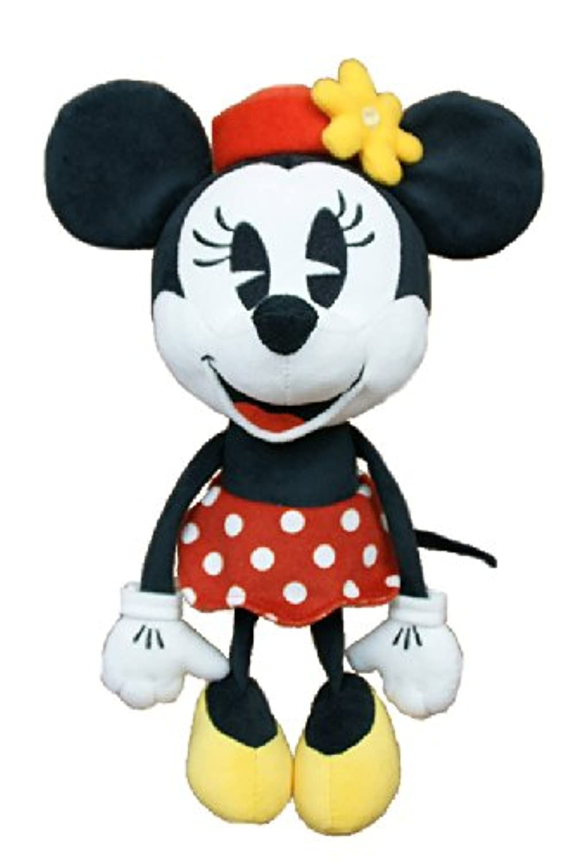 ディズニー ミッキーマウス! ミニー ぬいぐるみ  Mサイズ 高さ32cm
