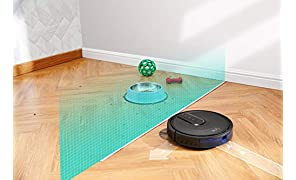 Eufy T2108T11 Robovac 11S Slim Black Tiles