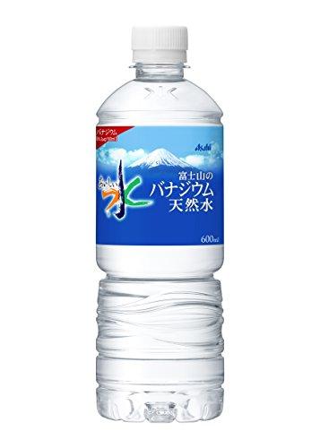 富士山のバナジウム天然水 600ml ×24本