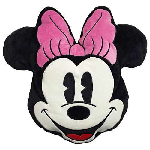 ディズニー ブランケット イン クッション ミニーマウス フェイス AWDS5499