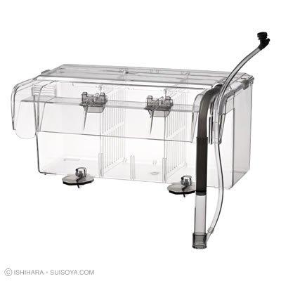 スドー サテライトL (外掛式産卵飼育ボックス)