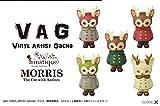 VAG MORRIS 郵便局限定版カラー 全5種 ひなたかほり モリス メディコム・トイ