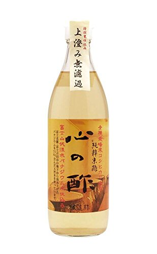 戸塚醸造店 純粋米酢 心の酢 500ml