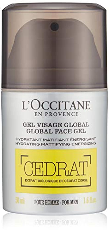 避けるベテランものロクシタン(L'OCCITANE) セドラ フェースジェル 50ml