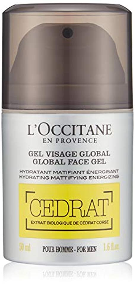 生難しいセンブランスロクシタン(L'OCCITANE) セドラ フェースジェル 50ml