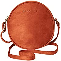 Rip Curl Women's Boston Road Soft Festival Bag Suede Synthetic Red