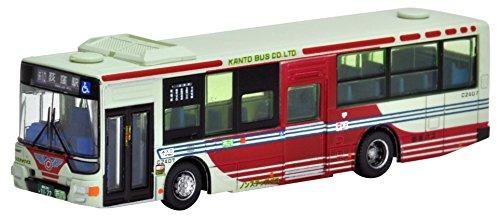トミーテック ジオコレ 全国バスコレクション JB049 関東バス 三菱ふそうエアロスター ノンステップバス ジオラマ用品