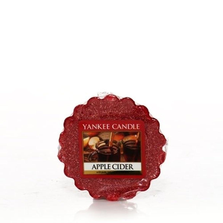 ピストンハシーカーフYankee Candle Apple Cider, Food & Spice香り Tarts wax melts 1187886-YC