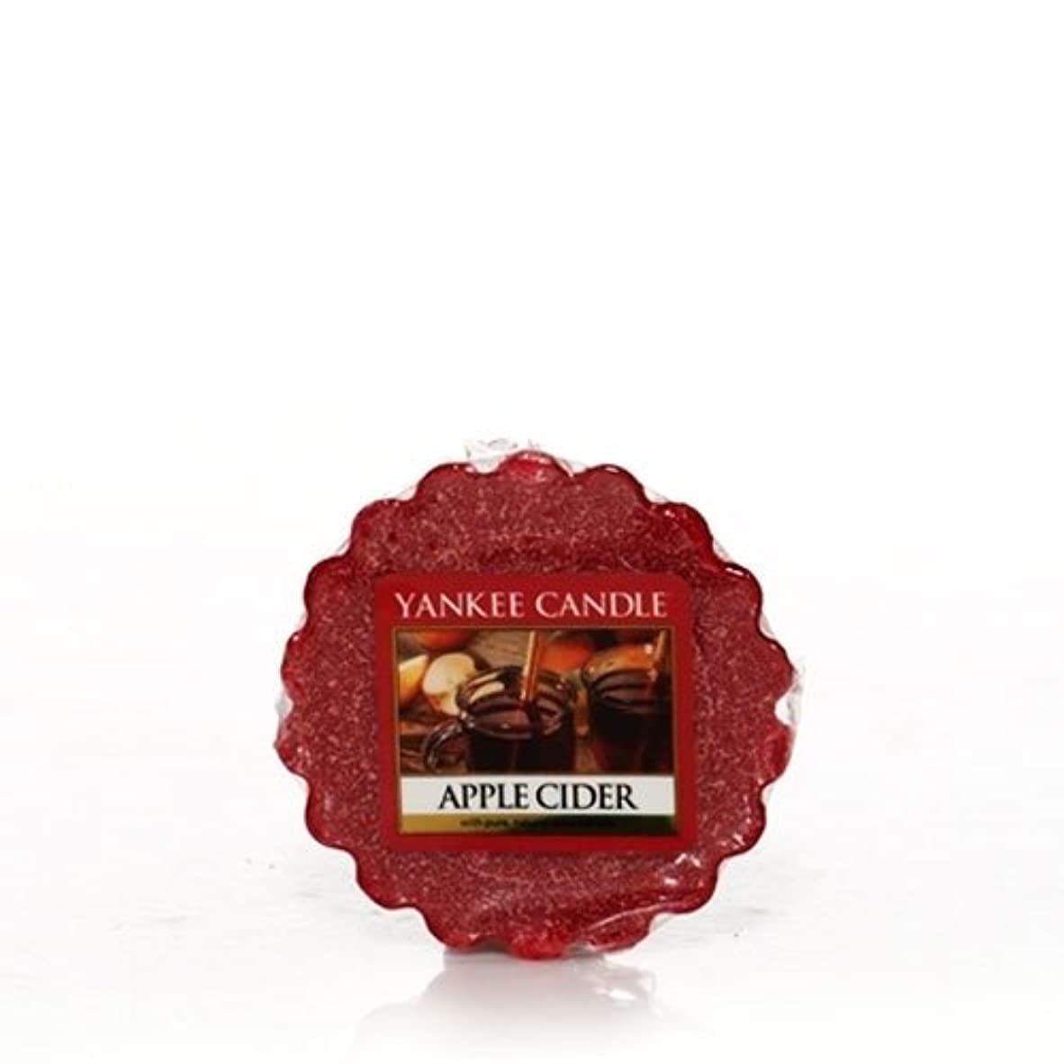 ジャム触覚ブレイズYankee Candle Apple Cider, Food & Spice香り Tarts wax melts 1187886-YC