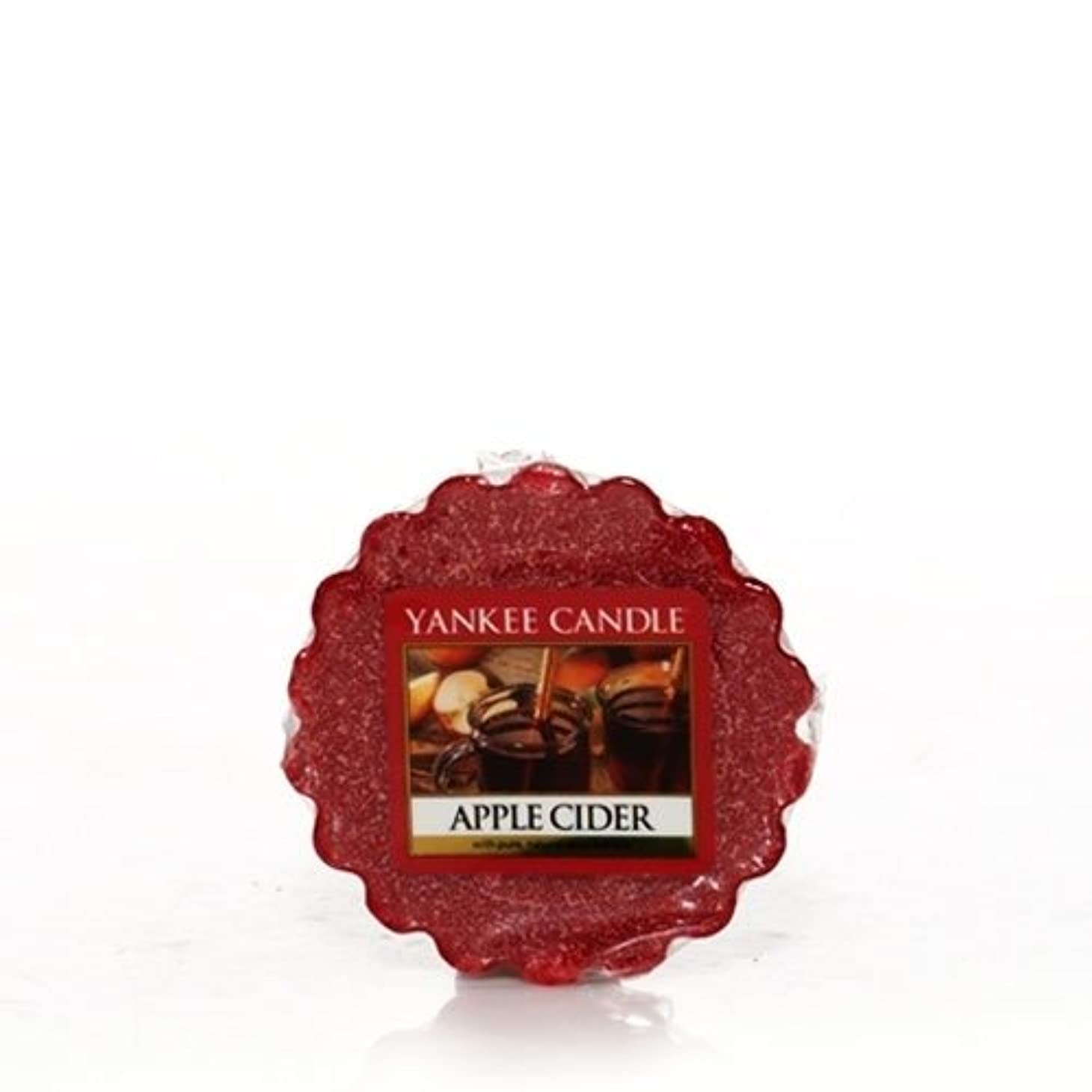 指山積みのボアYankee Candle Apple Cider, Food & Spice香り Tarts wax melts 1187886-YC