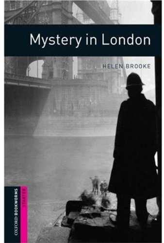 Mystery in London: Interactive (Oxford Bookworms Starters)の詳細を見る