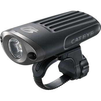 キャットアイ(CAT EYE) ヘッドライト Nano Shot [HL-EL620RC] USB充電式 リチウムイオン充電池 ナノショット