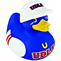 Bud Rubber Sport Duck Bath Tub Toy, College Jock (Discontinued by Manufacturer) by Bud [並行輸入品]