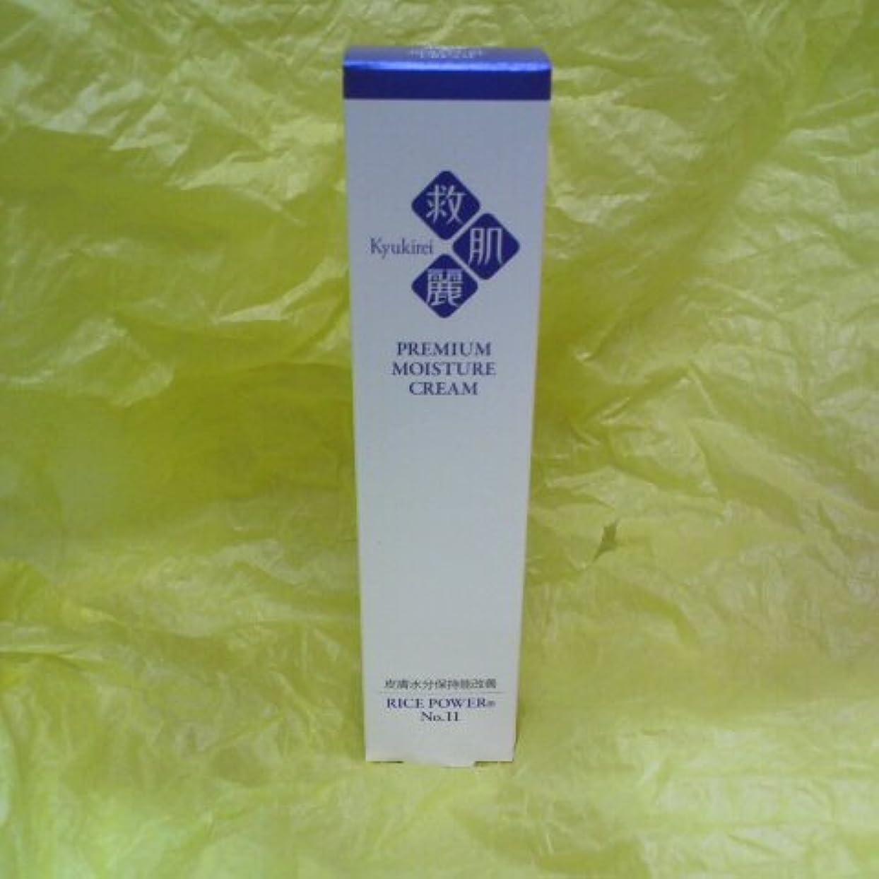 うぬぼれ類似性大事にする救肌麗 薬用クリーム 40g (ライスパワー№11配合 無香料、無着色)医薬部外品