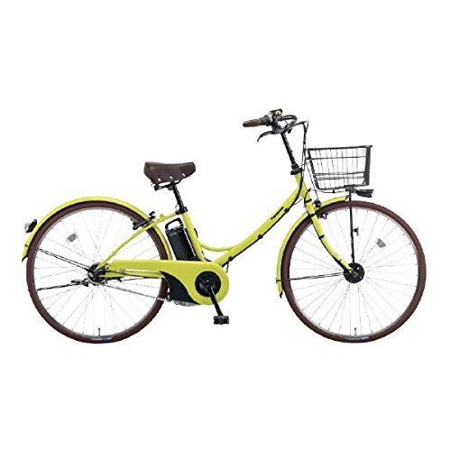 Panasonic(パナソニック) グリッター・A 電動自転車 2016年モデル 8.0Ah 内装3段 BE-ELGL63G ピスタチオ 26インチ