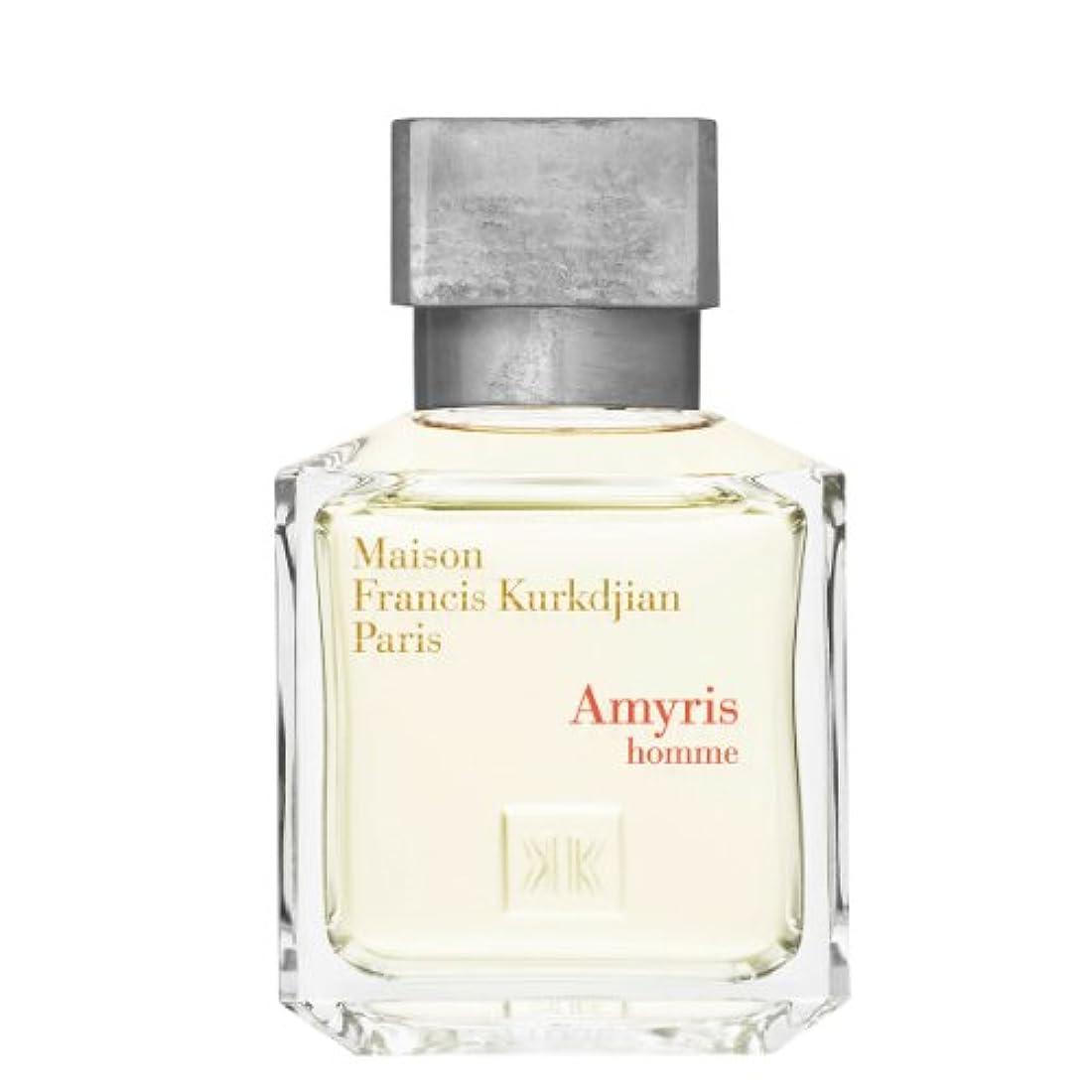 作りビン偶然のAmyris Homme by Maison Francis Kurkdjian Eau De Toilette Spray 2.4 oz / 71 ml (Men)