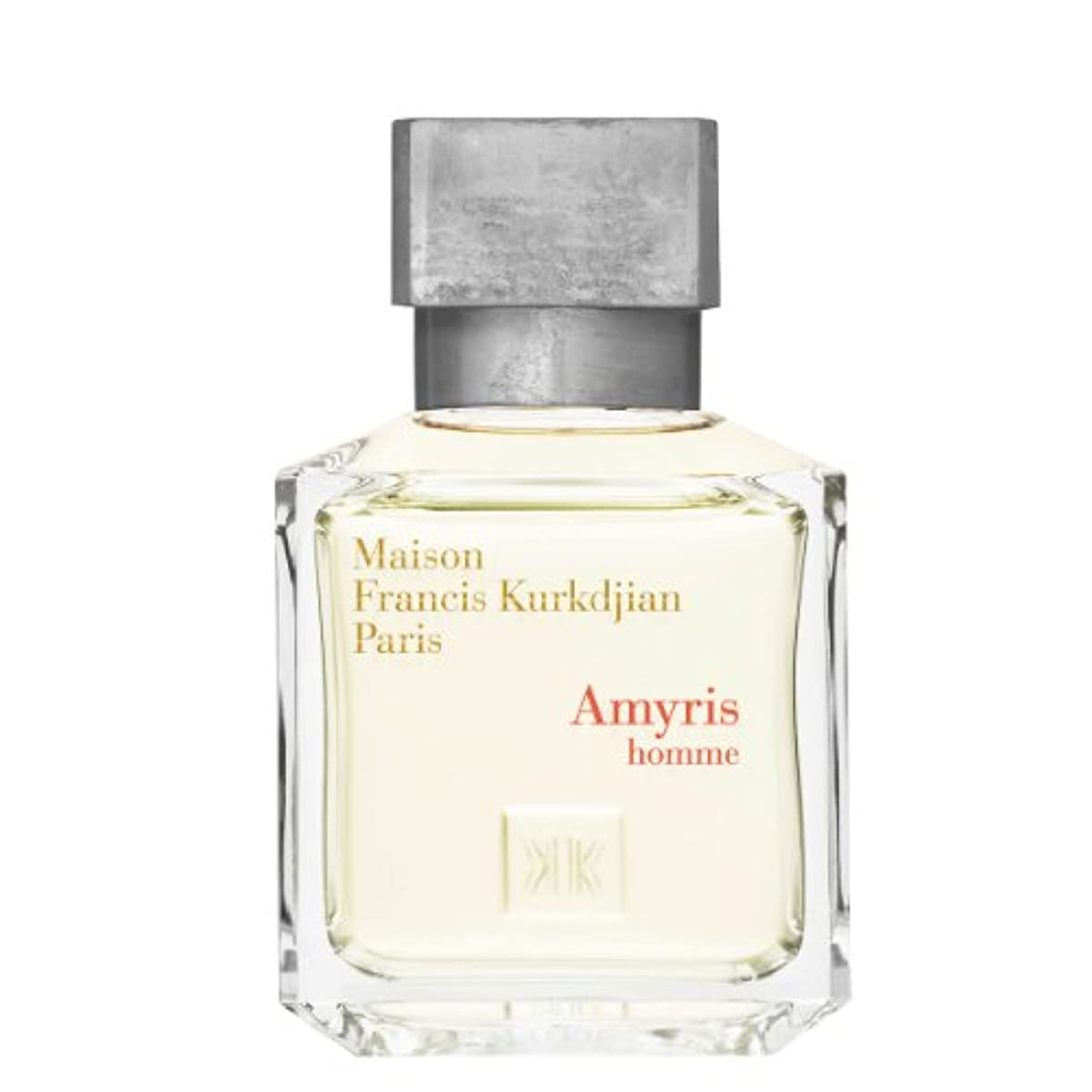 無心共感するトランスミッションAmyris Homme by Maison Francis Kurkdjian Eau De Toilette Spray 2.4 oz / 71 ml (Men)