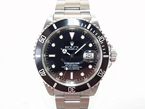 ROLEX(ロレックス) 腕時計 サブマリーナデイト 16610 S番 OH済み 中古