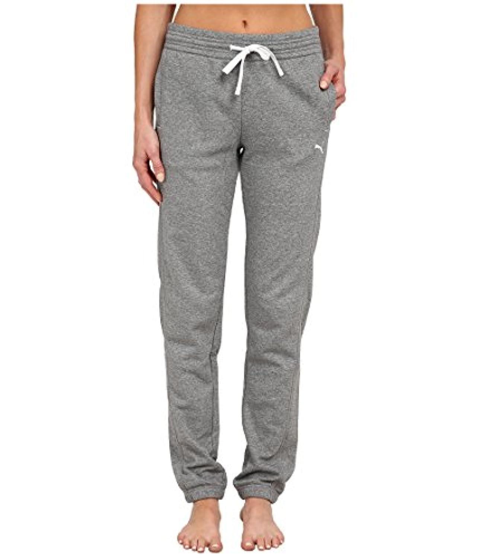 [PUMA(プーマ)] レディースセータージャンプスーツ Sweat Pant Medium Gray Heather/White M