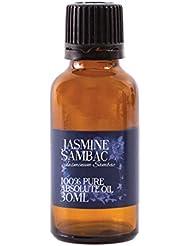 Jasmine Sambac Absolute 30ml - 100% Pure