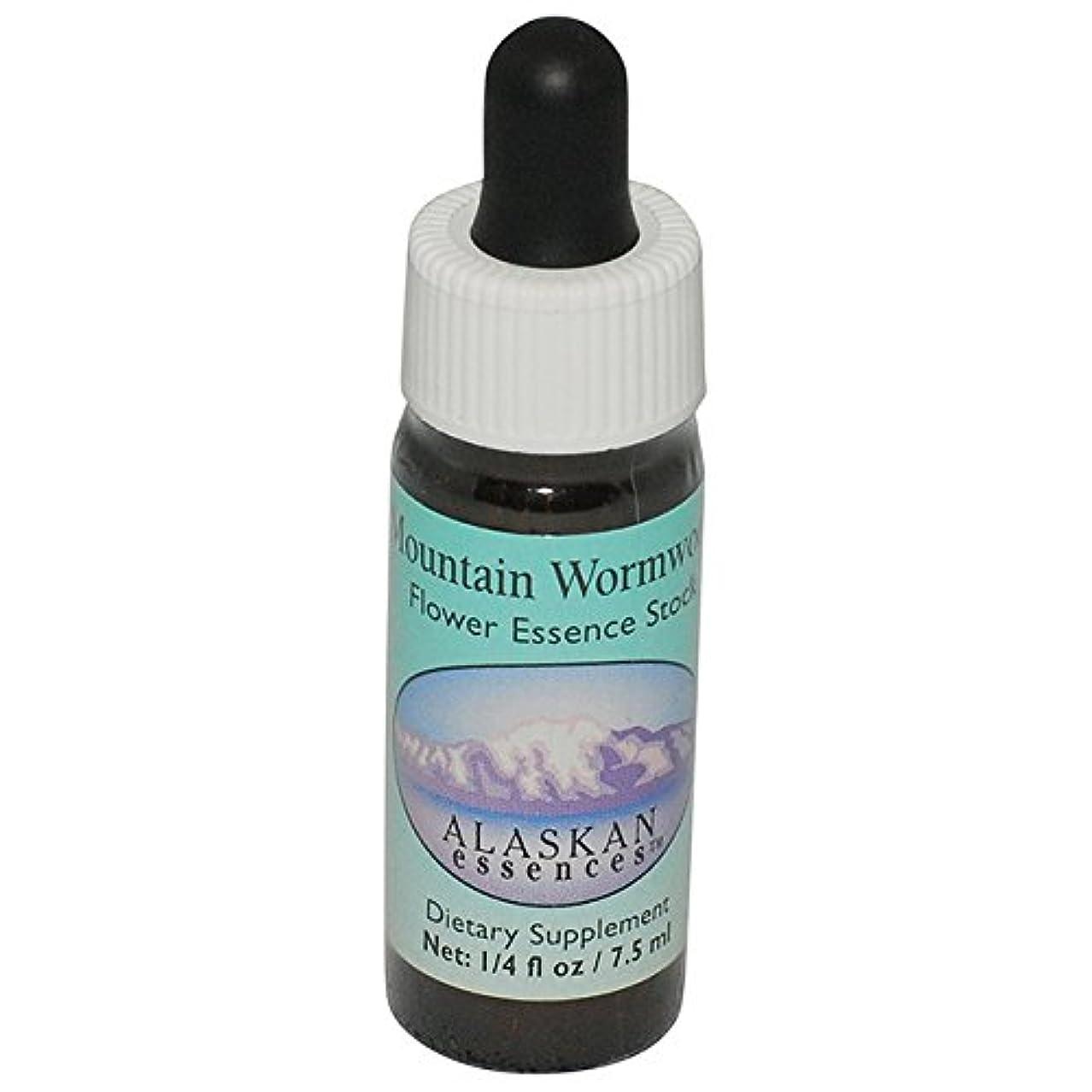窒素可決バンカーアラスカン?エッセンス/フラワーエッセンス[マウンテンワームウッド]