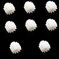 XiaoPengYo RC Quadcopter Drone Spare Parts Motor Gear for F181 F181C F181W F181DH U818A U817A H502E H502S H12 H12C