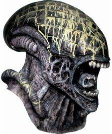 Alien Deluxe Adult Mask エイリアンデラックス大人マスク♪ハロウィン♪サイズ:One Size
