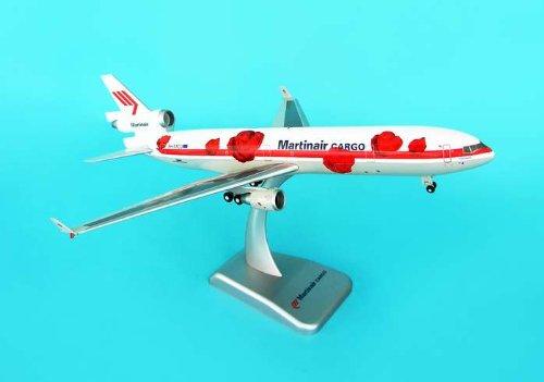 1: 200 ホーガンウィングス Martinair MD-11F Cargo, with Landing Gear (並行輸入)